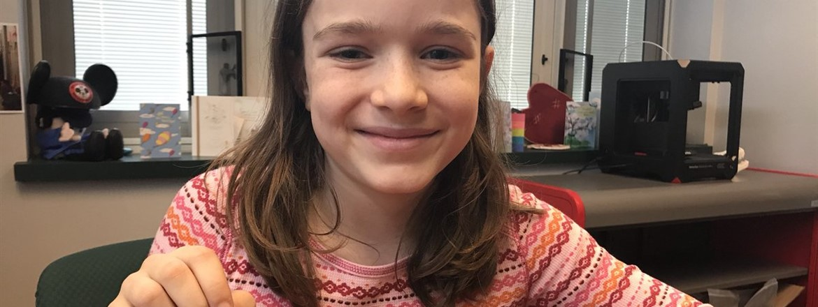 Congrats Thea! Nominated as the #goodnewscalloftheday. December trait is optimistic!