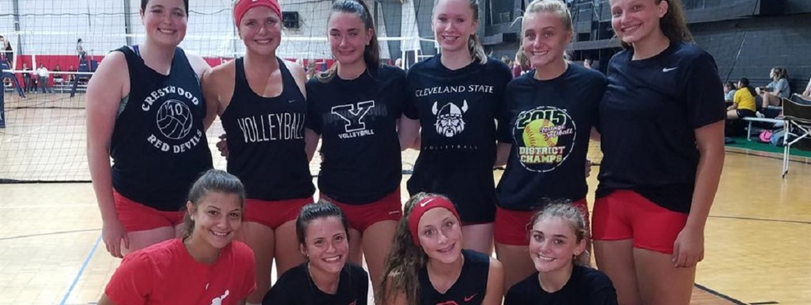 Volleyball Summer League