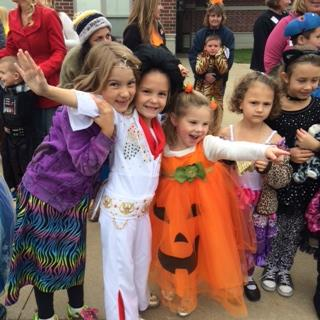 2014 CPS Halloween Parade & Parties